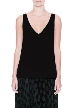 Martosh V-Neck Top - Black