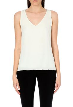 Martosh V-Neck Top - Ivory