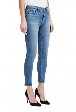 Margot High Rise Skinny Jean - Light Vintage