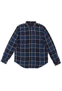 Lennox Slim Fit Shirt - Navy / Night