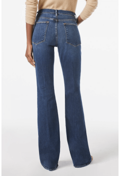 Le High Flare Jeans - Dublin Denim