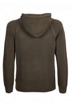 Knitted Hoody - Khaki