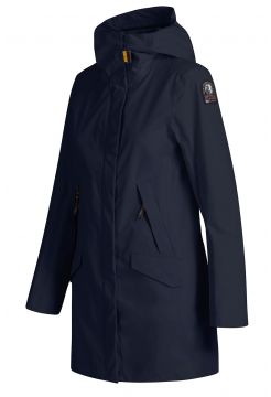 Rachel Waterproof 3/4 Jacket - Navy