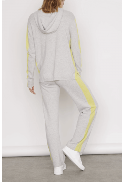 COCOA  CASHMERE HOODY