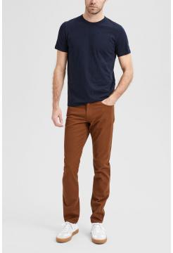 Essential Cotton Burnout Essential T-Shirt - Eclipse Navy