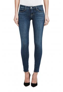 Chantal Low Rise Skinny Jean - Dark Vintage