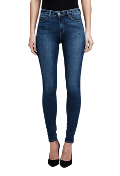 Marguerite High Rise Skinny Jean - Dark Vintage