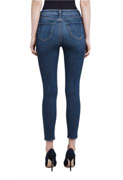 Margot High Rise Skinny Jean - Dark Vintage