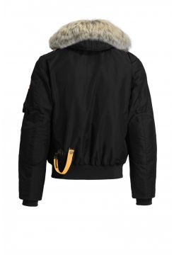 Gobi Bomber Jacket - Black
