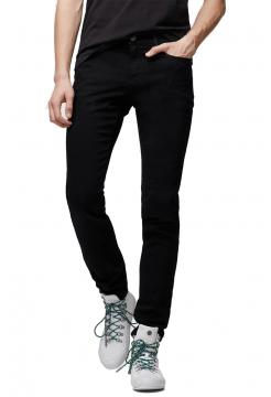 L'Homme Skinny Fit Jeans - Black
