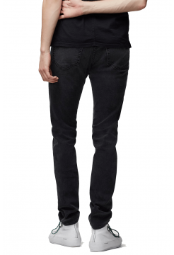 L'Homme Skinny Fit Jeans - Faded Grey