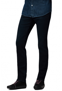 L'Homme Slim Fit Jeans - Placid Dark Denim
