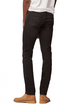 L'Homme Slim Fit Jeans - Smoulder Black Denim