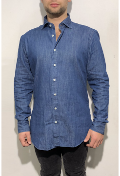 Denim Shirt - Mid Denim