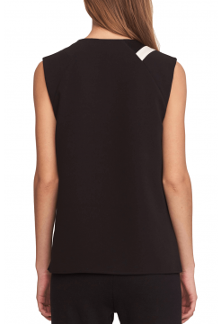 Lodwick Tank Top - Black