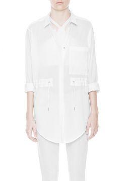 Mist Belted Shirt