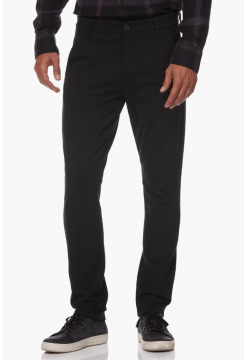 Stafford Stretch Fit Trousers - Black