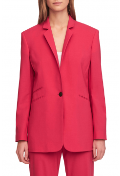 Ridley Notch-lapel Blazer - Pink