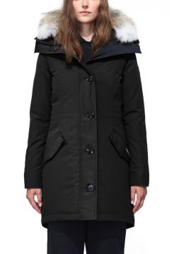 Rossclair Parka - Black
