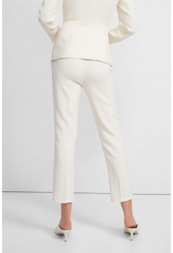 THEORY CREPE TROUSER