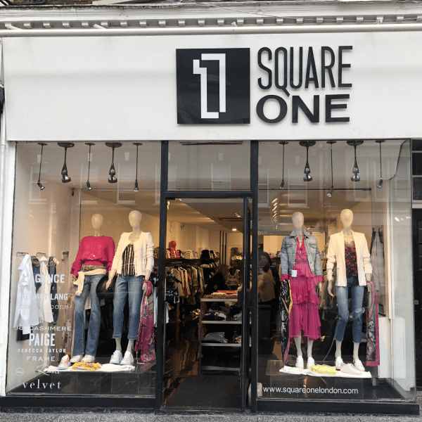 Square One Women's Exterior